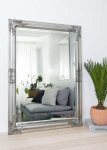 Artlink Mirror Bologna Silver 60x90 cm