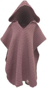 Norvi Group Poncho Cozy - Light Pink 1-3 years
