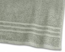 Borganäs of Sweden Towel Basic Terrycloth - Green 65x130 cm