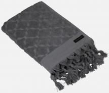 Fondaco Towel Miah - Dark Grey 70x140 cm
