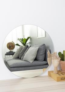 KAILA KAILA - Round Mirror 60 cm Ø