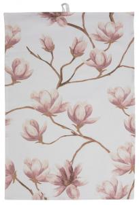 Fondaco Tea Towel Magnolia - Pink