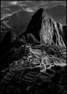 Lagervaror egen produktion Lost City of the Incas Poster