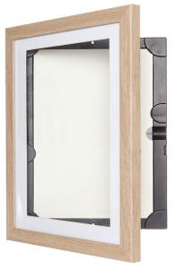 2Tech Little Davinci Drawing picture frame A3 Wood