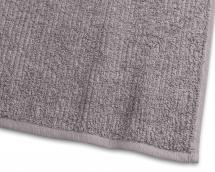 Borganäs of Sweden Hand Towel Stripe Terrycloth - Grey 50x70 cm