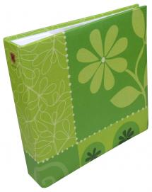 Flower Festival Photo album Green - 200 Pictures in 10x15 cm