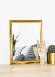 Artlink Mirror Nost Gold 30x40 cm