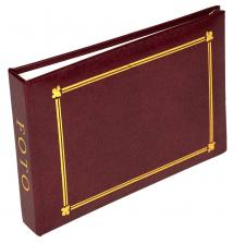 Classic Line Pocket Photo Album Red - 36 Pictures in 10x15 cm