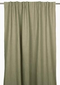 Fondaco Multiway Curtains Rami - Green 2-pack