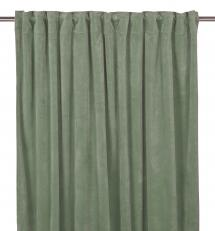 Fondaco Multiway Curtains Velvet - Avave Green 2-pack