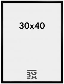 BGA Nordic New Lifestyle Black 30x40 cm