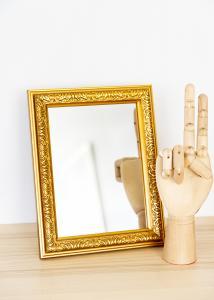 Artlink Mirror Nostalgia Gold 15x20 cm