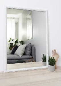 Artlink Mirror Nost White 50x70 cm