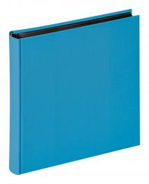 Walther Fun Sea blue - 30x30 cm (100 Black pages / 50 sheets)