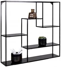 House Nordic Shelf Vita 85x85 cm - Black
