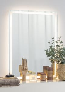 KAILA KAILA Mirror Soft Edges II LED 60x80 cm