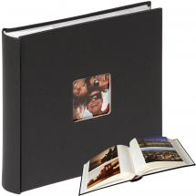 Walther Fun Album Memo Black - 200 Pictures in 10x15 cm