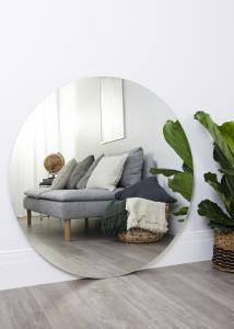 KAILA KAILA - Round Mirror 110 cm Ø