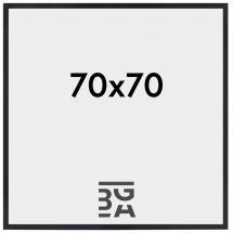 Estancia Frame Stilren Black 70x70 cm