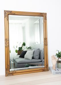 Artlink Mirror Bologna Gold 60x90 cm