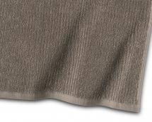 Borganäs of Sweden Guest Towel Stripe Terrycloth - Brown 30x50 cm