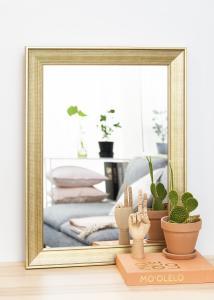 Artlink Mirror Alina Gold 62x82 cm