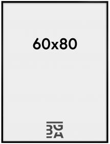 BGA Nordic New Lifestyle Black 60x80 cm