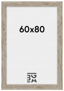 Walther New Stockholm Grey 60x80 cm