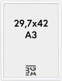 Galleri 1 Edsbyn White 29,7x42 cm (A3)