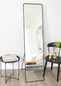 Society of Lifestyle Standing mirror House Doctor Chic Black 45x175 cm