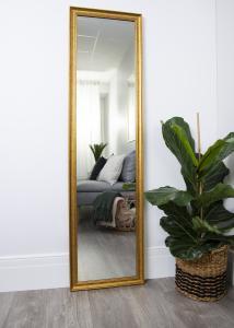 Artlink Mirror Alice Gold 35x150 cm