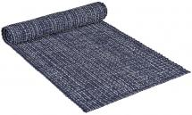 Fondaco Table Runner Dixie - Blue 35x120 cm