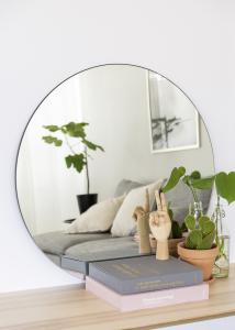 Society of Lifestyle Mirror House Doctor Walls Klar 80 cm Ø