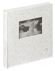Walther Music Album - 28x30,5 cm (60 White pages / 30 sheets)