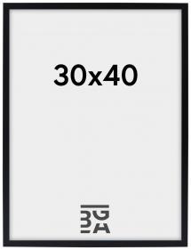 Galleri 1 Edsbyn Black 30x40 cm