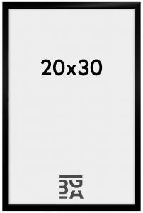 BGA Nordic New Lifestyle Black 20x30 cm