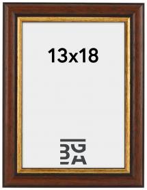 Siljan Brown 13x18 cm