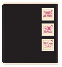 Innova Collection Black - 500 Pictures in 10x15 cm