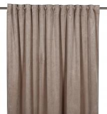 Fondaco Multiway Curtains Velvet - Sand 2-pack