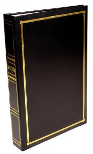 Focus Classic Line Super Album Black - 300 Pictures in 10x15 cm