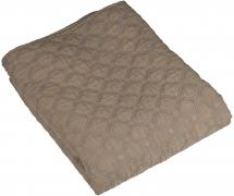 Fondaco Throw Mondo Double bed 260x260 cm - Flax