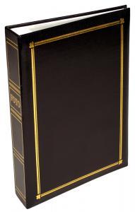 Focus Classic Line Super Album Black - 200 Pictures in 10x15 cm