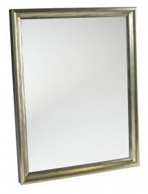Spegelverkstad Mirror Arjeplog Silver - Custom Size